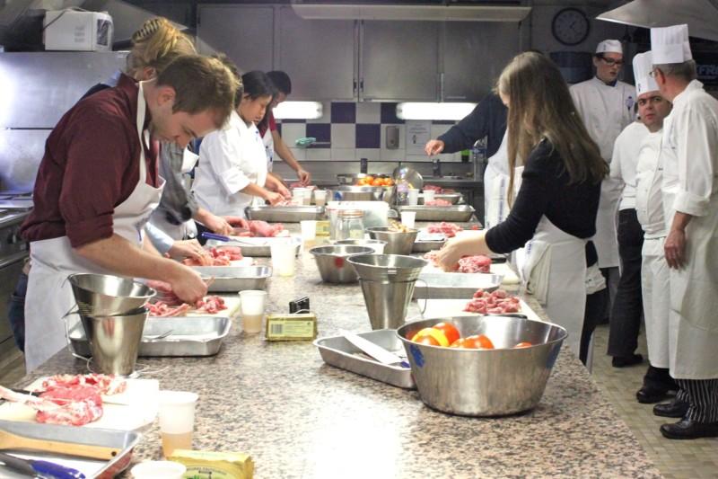Culinary Arts Study Abroad Programs | CISabroad