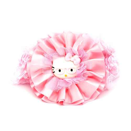 Chic Pink Hello Kitty Hair band for Kids