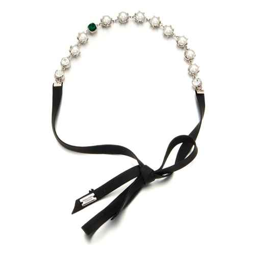 Faux Pearl Hairband
