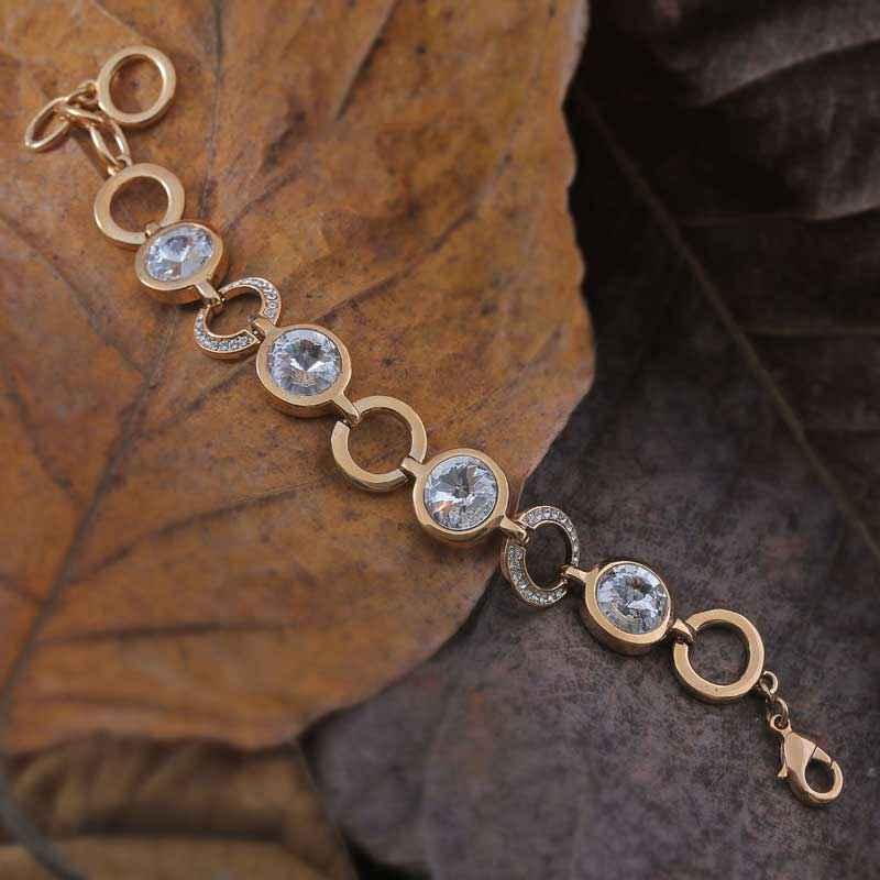 Buy beautiful Swarovski Bracelets : online India