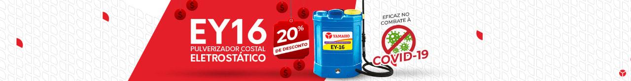 Pulverizador Eletrostático Yamaho EY16