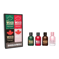 Dsquared Wood EdT Miniaturen 4x5ml Set  1 Set