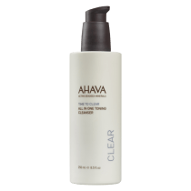 AHAVA Time to Clear All in One Toning Cleanser