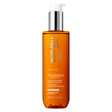 Biotherm Biosource Total Renew Oil Foaming Cleanser Oil