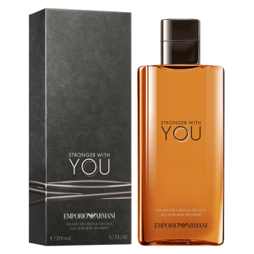 Giorgio Armani Stronger with you Shower Gel 200 ml