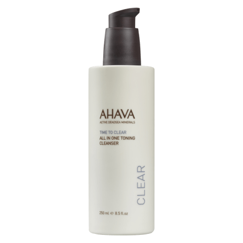 AHAVA Time to Clear All in One Toning Cleanser 250 ml