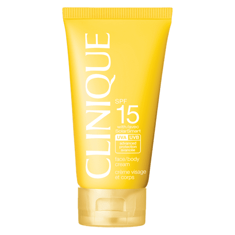 Clinique Sun Face & Body Cream SPF 15 150 ml