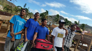 Fiji Counts the Cost of Cyclone Winston