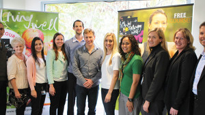 Living Well Health Course Launched