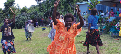 School Rebuilt as Vanuatu Slowly Recovers