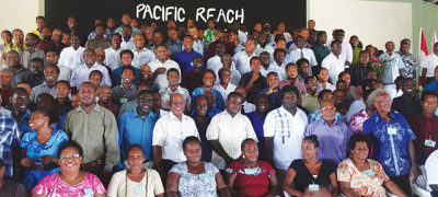Church Planting Training Aims to Reach Pacific