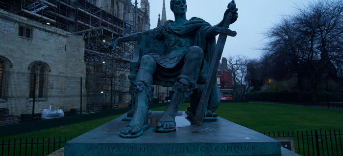 Constantine: Compromise & Controversy
