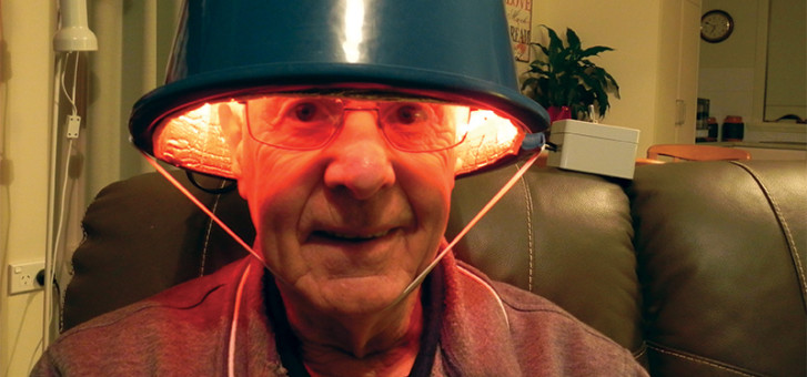 Light therapy for Parkinson's disease gives new hope