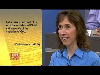 The Role of Stewardship