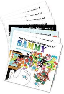 The Incredible Adventures of Sammy series