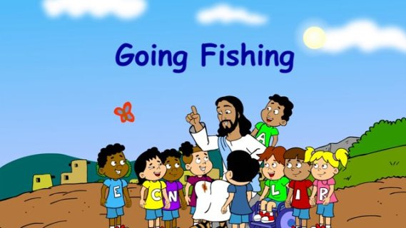 Going Fishing