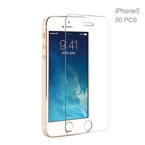 Japan SupperGlass For iPhone 5/5S/5C 0.33mm 50 pcs box