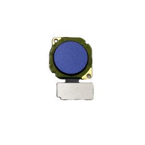 For Huawei Honor 8 Lite Home Button Flex  Blue