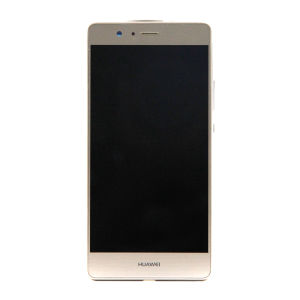 For HuaWei P9 Lite Display Compact  Original New With Frame Gold