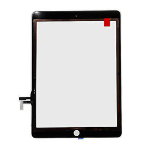 For iPad Air/Air 3 Touch Original OEM Black without home button flex