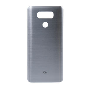 For LG H870 G6 - Battery Cover Platinum