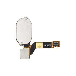 For OnePlus 3 (A3003) - Home Button Flex Complete + Fingerprint Sensor White