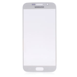 For SamsungS6 glass Touch White