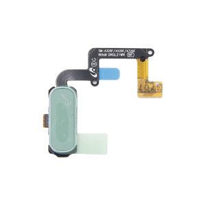 For Samsung SM-A320F A3(2017)- Home Button Flex Blue