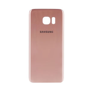 For Samsung S7 Back cover rose with emie