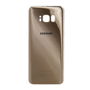 For Samsung SM-G950F S8 Back Cover-Gold