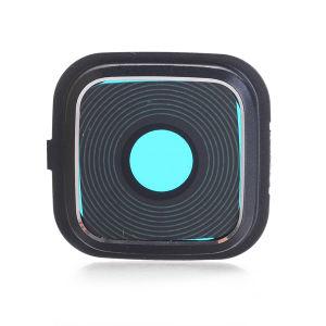 For Samsung N910 Camera Ring+Lens Set Black
