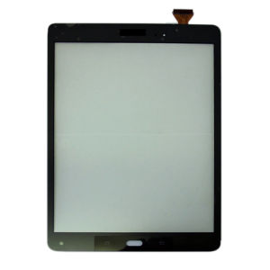 For Samsung SM-T555 Touch Black