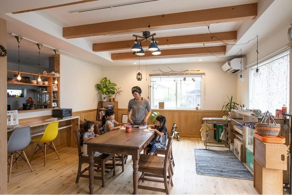 福岡市の工務店・ハウスメーカー へいせいの木の家