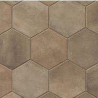 "Native 13.5"" x 13.5"" x 3/8"" Floor and Wall Tile in Dark"