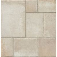 "Native 7/16"" Floor and Wall Tile in Ivory"