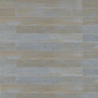 "Barrique 4"" x 40"" x 3/8"" Floor and Wall Tile in Bleu"