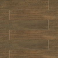 "Barrique 8"" x 40"" x 3/8"" Floor and Wall Tile in Vert"