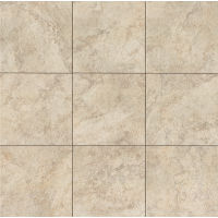 "Forge 13"" x 13"" x 3/8"" Floor and Wall Tile in White"