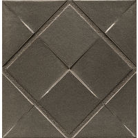 "Ambiance 4"" x 4"" x 7/16"" Trim in Brushed Nickel"
