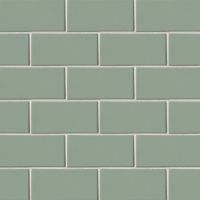 "Costa Allegra 3"" x 6"" x 5/16"" Floor and Wall Tile in Gulf"