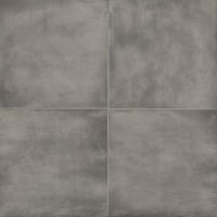 "Chateau 24"" x 24"" x 1/4"" Floor and Wall Tile in Smoke"