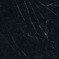 "Magnifica 30"" x 30"" x 1/4"" Floor and Wall Tile in Nero Marquina"
