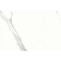 "Magnifica 30"" x 60"" x 1/4"" Floor and Wall Tile in Statuario Super White"