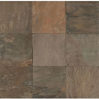 "Autumn Gold 16"" x 16"" x 3/8"" Floor and Wall Tile"