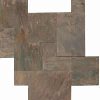 "Autumn Gold 1/2"" Floor and Wall Tile"