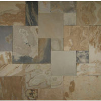 "Beachwood 8"" x 8"" x 1/2"" Floor and Wall Tile"