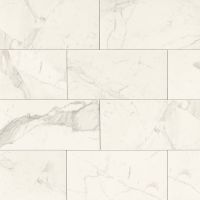"Classic 12"" x 24"" x 3/8"" Floor and Wall Tile in Statuarietto"