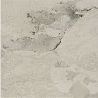 "Raja Slate 12"" x 12"" x 3/8"" Floor and Wall Tile in Himachel White"