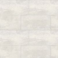 "Simply Modern 12"" x 24"" x 3/8"" Floor and Wall Tile in Creme"