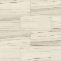 "Zebrino 12"" x 24"" x 3/8"" Floor and Wall Tile in Calacatta"